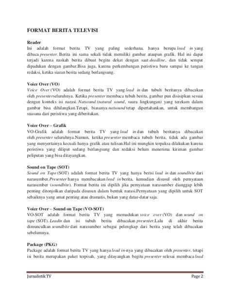 format berita reader frame tv dll