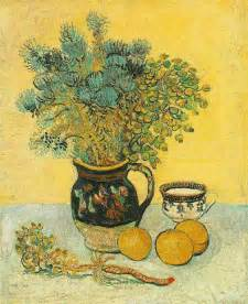 Barnes Foundation Merion File Van Gogh Still Life Majolica With Wildflowers Jpg