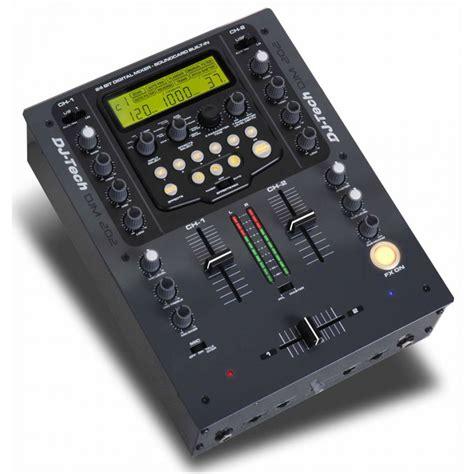 console dj tech dj tech djm202 mixer usb 2 canali per dj musical store