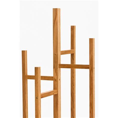 Formidable Table Et Chaise Bois Enfant #8: Porte-manteau-design-bois-massif-eigen.jpg