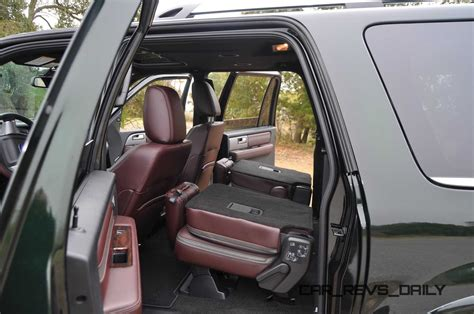 Ford Expedition 2015 Interior by 2015 Ford Expedition Platinum El Interior 8