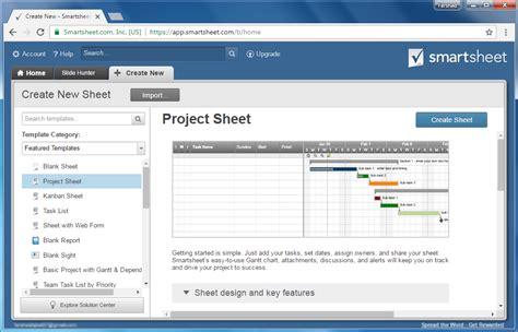 Smartsheet Comprehensive Online Project Management Tool For Businesses Smartsheet Project Management Template