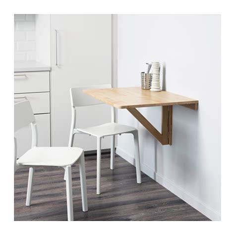 Meja Lipat Ikea Norbo norbo wall mounted drop leaf table birch 79x59 cm ikea