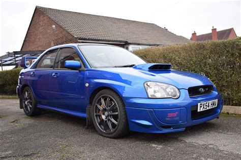 subaru impreza wrx sti for sale pistonheads used 2004 subaru impreza sti wrx sti type uk for sale in