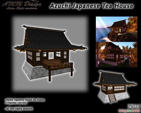 japanese garden house design second life marketplace amm design landscaping azuchi tea house japanese garden