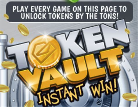do you want to become a top token leader pch playandwin blog - Pch Token Vault Games