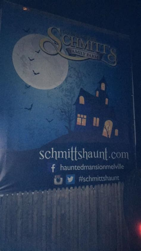 schmitt s haunted house photo by andrew cohen