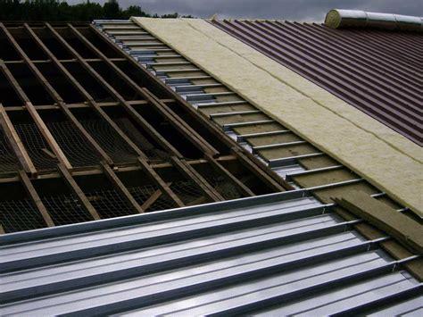 prix toiture bac acier 3295 pose toiture bac acier schma coupe toiture bac acier