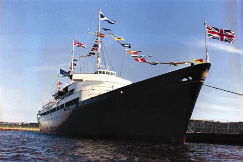 yacht britannia name royal yacht britannia national historic ships