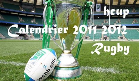 Calendrier H Cup Rugby Calendrier 2018 Gratuit Calendrier Rugby Archives