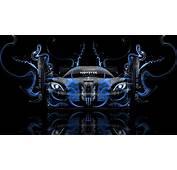 Monster Energy Koenigsegg Agera Front Fantasy Plastic Car