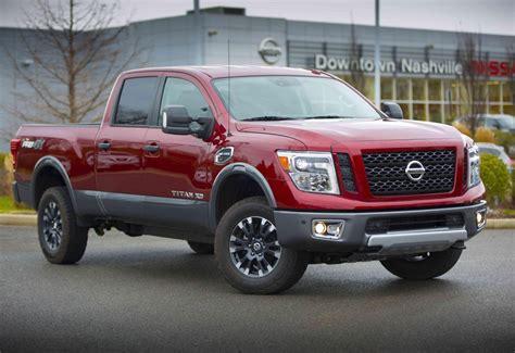 2016 nissan titan xd diesel priced from 41 485 car pro