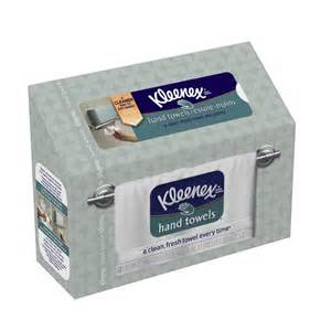 kleenex towels holder kleenex towels 60 count pack 6 tissue paper white
