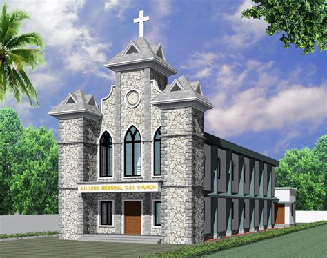 Architects Home Plans Hometech Our Projects Religious Institutions