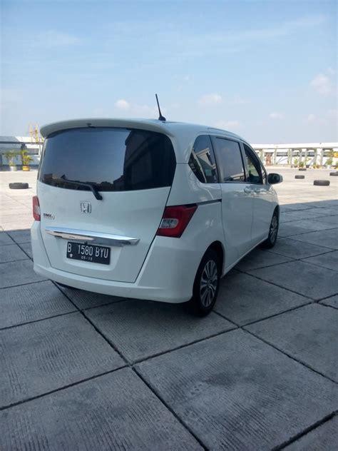 Mobil Bekas Honda Freed 2014 by Honda Freed 1 5 Psd Matic 2014 Putih Km 30 Rban