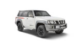 Nissan Safari Nissan Middle East Revives The Iconic Nissan Patrol