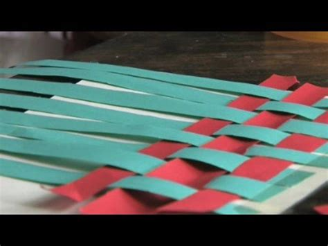 How To Make Mat With Paper - for for how to weave a mat