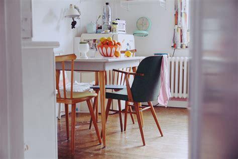 wohnung 50er stil so wohnt kiel skandinavisches design bei merle f 246 rde