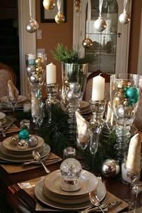 Martha Stewart Christmas Table Centerpieces - 35 christmas table decoration ideas for 2017
