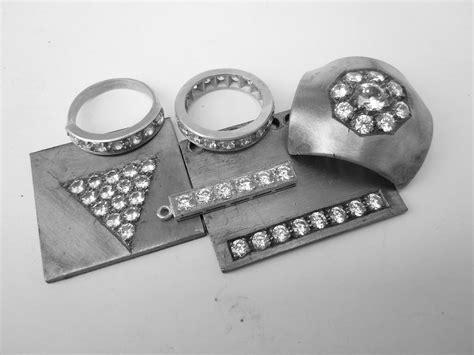 Silversmithing Jewellery Workshops In Worcestershire
