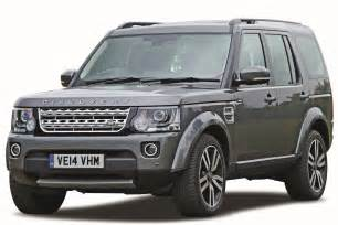 land rover discovery suv 2009 2017 practicality boot