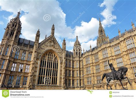 great london buildings the palace of westminster the palace of westminster in london england uk stock photo