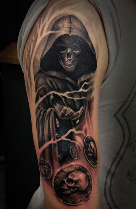 35 cool amp cryptic grim reaper tattoos