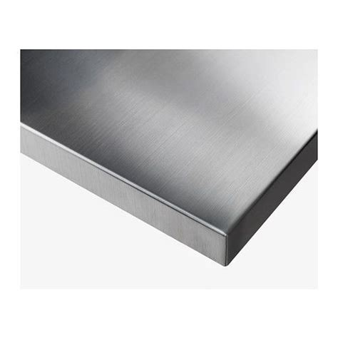 ikea stainless steel table top pin by blanchard on blanchard kitchen dining