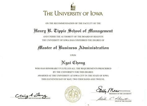 Mba Operations Management Degree by Elli Bucko S