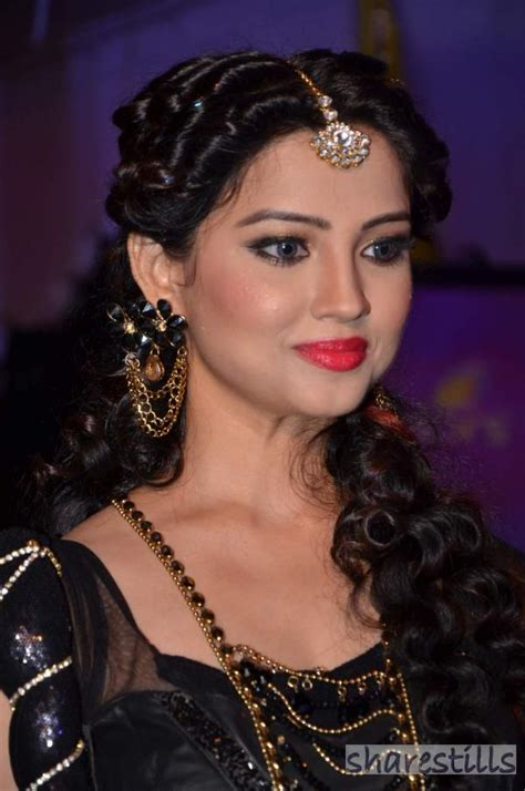 nagin seril adaa khan at naagin serial launch on colors