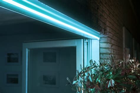 expand  outdoor ambiance  philips hue lightstrip