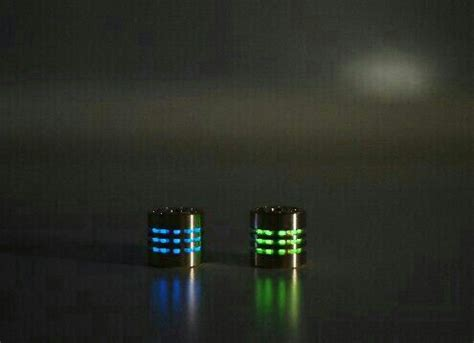 tritium bead brass tritium 6 vial locator bead glow in the by