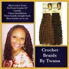 pretwisted crochet braids hair crochet braids by twana on pinterest crochet braids