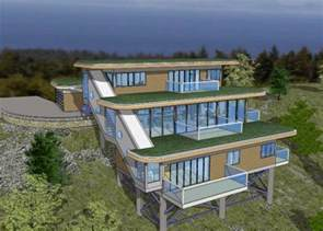Building A Small Home On Land 43 Best House On Slope Images On Architecture
