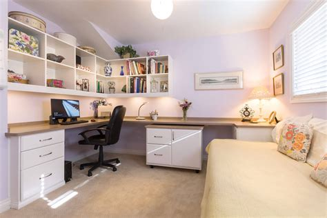 built in desk ideas for home office 26 home office designs desks shelving by closet factory