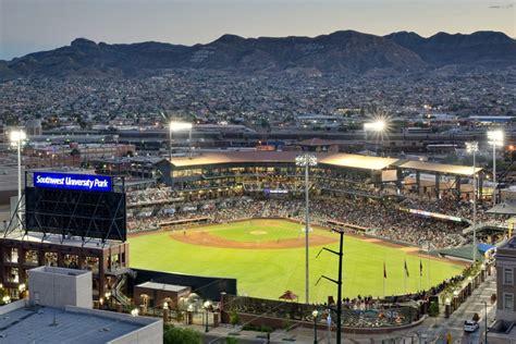 park el paso study in baseball why el paso demolished its city