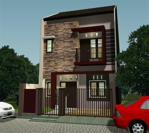 siasat tepat  pengembangan desain rumah tipe  desain gambar foto tipe rumah minimalis