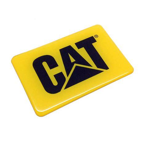 Emblem Stiker Timbul Cat Caterpillar Scotlite jual emblem sticker timbul cat caterpillar sentraltoys