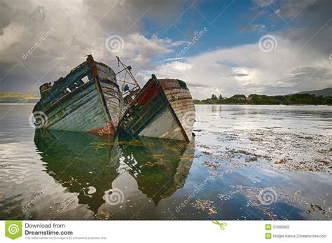 shipwrecks stock photo image  destruction