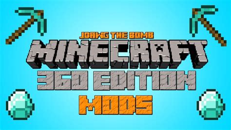 mods in minecraft xbox one edition can you get mods for minecraft xbox360 edition xbox 360