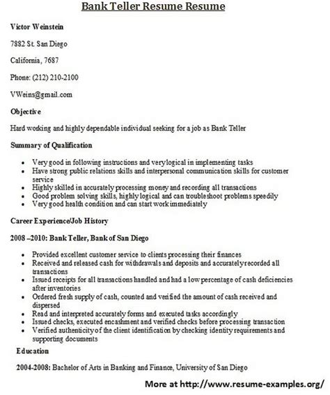 Resume Writing Tips For Banking Resume Cover Letters Writing And Writing Tips On