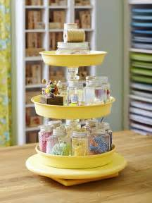 Diy network shows us how to take a lazy susan cakes pans and