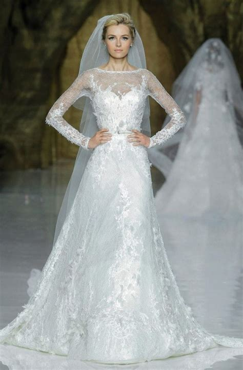 Brautkleider Neuheiten by Look Beautiful New Wedding Dresses By Elie Saab