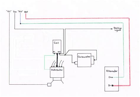 powermaster alternator wiring diagram 37 wiring diagram
