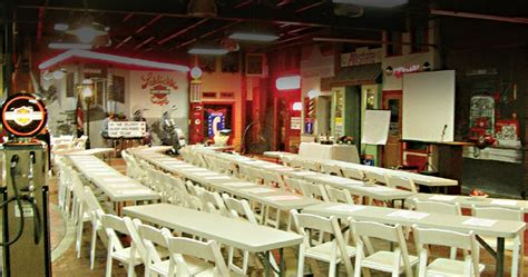 The Car Barn Chattanooga Tn the car barn corporate event and corporate meeting space