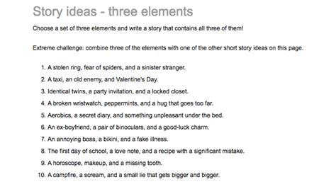 creative writing topics and short story ideas html autos use creative writing prompts to improve your communication