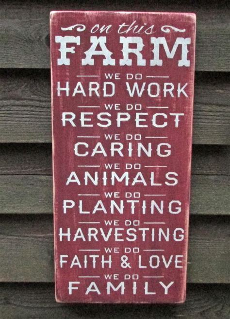 hand painted wood signs home decor 10 best silhouette farming images on pinterest farm