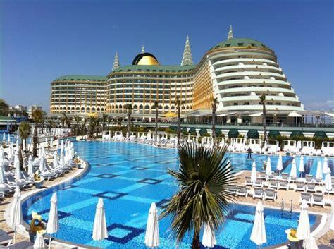 delphin hotel delphin imperial hotel lara antalya turkije hotel