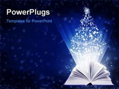 Christmas Powerpoint Templates And Ppt Slides Tale Template Powerpoint