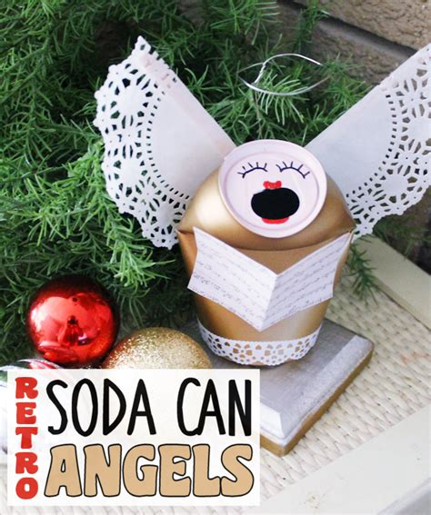 retro crafts retro craft soda can
